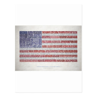 Flag Quotes for a Free and Open Internet Postcard