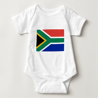 Flag - Republic of South Africa Baby Bodysuit
