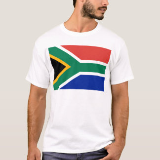 Flag - Republic of South Africa T-Shirt