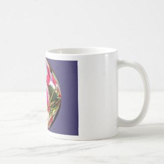 flag roses circle.jpg coffee mug