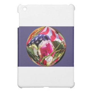 flag roses circle.jpg cover for the iPad mini