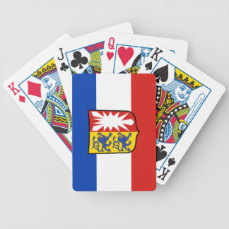 Flag Schleswig-Holstein Bicycle Playing Cards