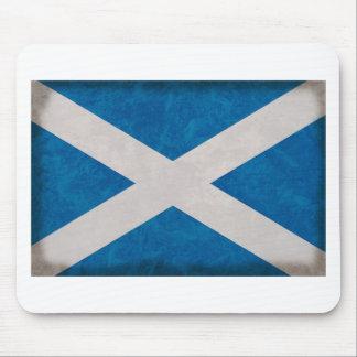 Flag scotland Scotland Mousepads