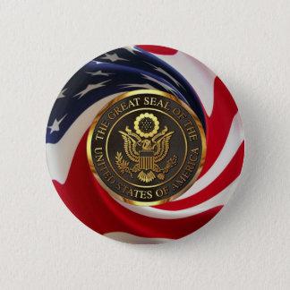 Flag Seal Button