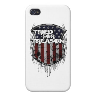 """""""Flag Shield"""" iPhone 4/4S Case"""