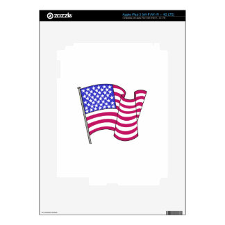 Flag Skin For iPad 3