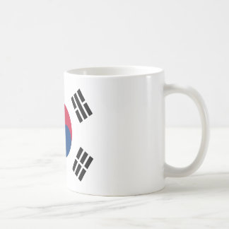 Flag South Korea 대한민국 Coffee Mug