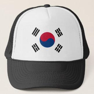 Flag South Korea 대한민국 Trucker Hat