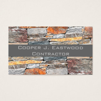 Flag Stone business cards