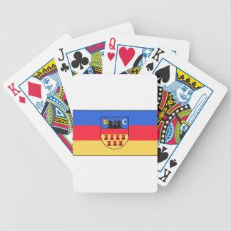 Flag_Transylvania_History Bicycle Playing Cards