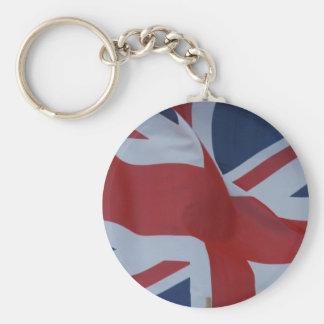flag union jack keychain