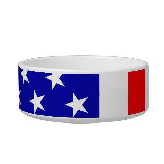 Flag United States Art Deco Bowl