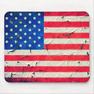 Flag United States Mouse Pad