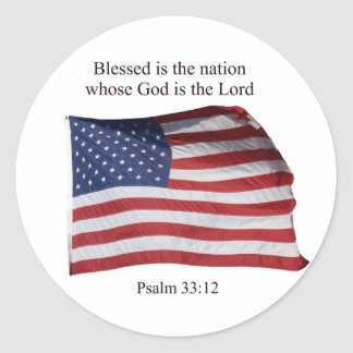 Flag Verse Sticker