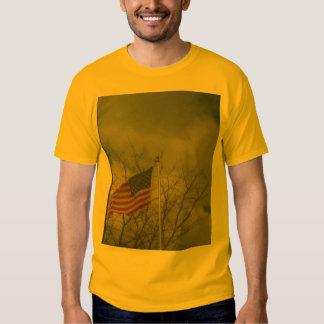 FLAG WAIVER T-SHIRT