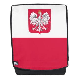 Flaga Polski - Polish Flag Backpack