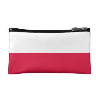 Flaga Polski - Polish Flag Cosmetic Bag