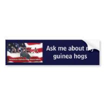 FlagBumperSticker-Navy Bumper Sticker