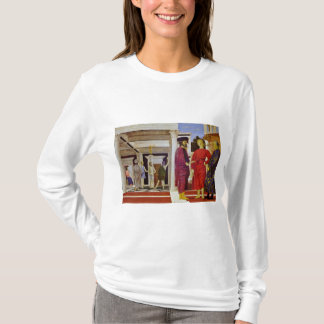 Flagelación de Cristo de Piero della Francesca Playera