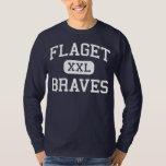 Flaget - Braves - High - Louisville Kentucky Shirt