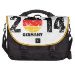 Flagge Nation Jahr Commuter Bag