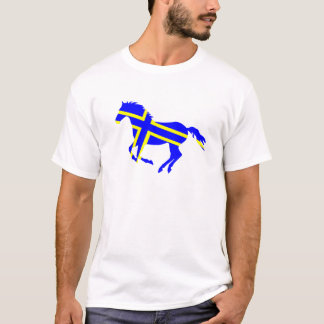 Flagged Horse T-Shirt