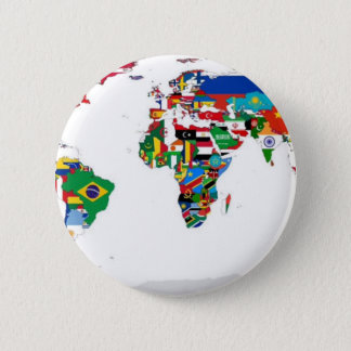 Flagged World - Map of Flags of the World Button