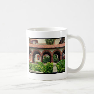 Flagler Archway Classic White Coffee Mug