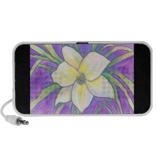 Flagler Beach Daylily Notebook Speaker