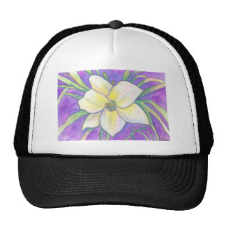 Flagler Beach Daylily Trucker Hat