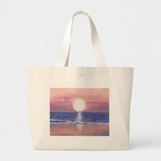 Flagler Beach Dream Large Tote Bag