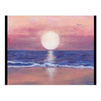 Flagler Beach Dream Postcard