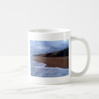 Flagler Beach Florida Shoreline Coffee Mug