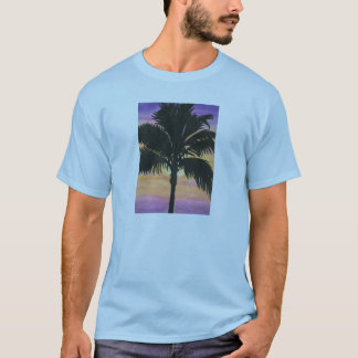 Flagler Beach Palm Tree T-Shirt