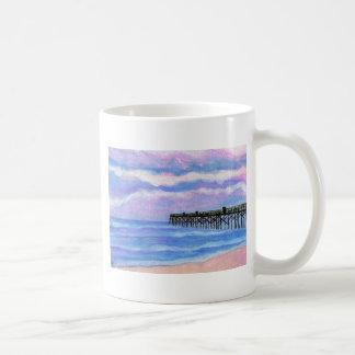 Flagler Beach Pier Coffee Mug