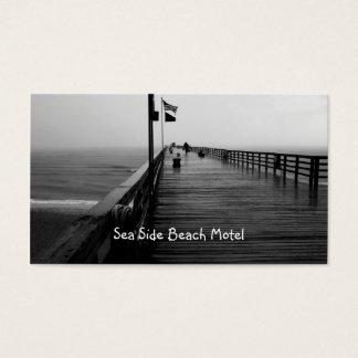 Flagler Beach Pier Photography Business Cards