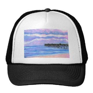 Flagler Beach Pier Trucker Hat