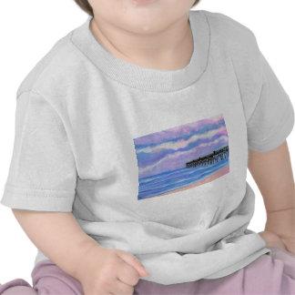 Flagler Beach Pier Tshirt
