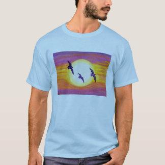 Flagler Beach Seagulls T-Shirt