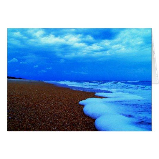 Flagler Beach Shoreline Card