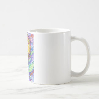 Flagler Beach Sunflower Coffee Mug