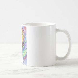 Flagler Beach Sunflower Classic White Coffee Mug