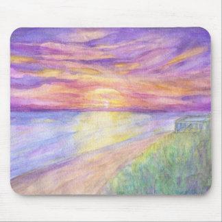 Flagler Beach Sunrise Mouse Pad