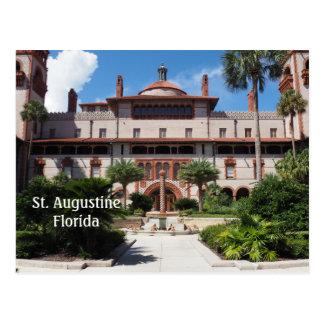 Flagler College in St. Augustine Florida Postcard