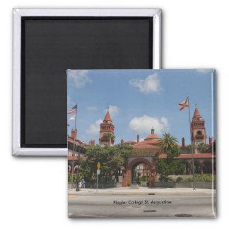 Flagler College St. Augustine 2 Inch Square Magnet