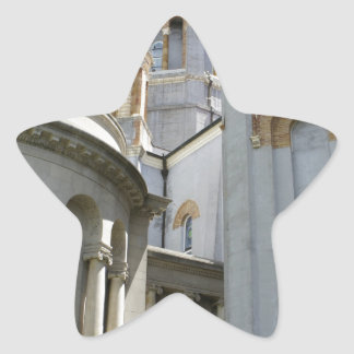 Flaglers Resting Place Star Sticker