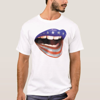 FLAGMOUTH 'classic' - many colors/ styles/ sizes T-Shirt