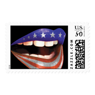FLAGMOUTH Postage Stamps sheet - 44c