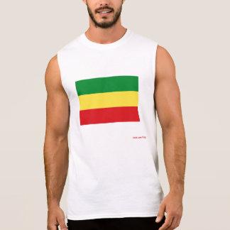 Flags 117 sleeveless shirt