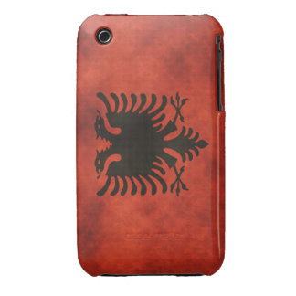 Flags - Albania iPhone 3 Cover
